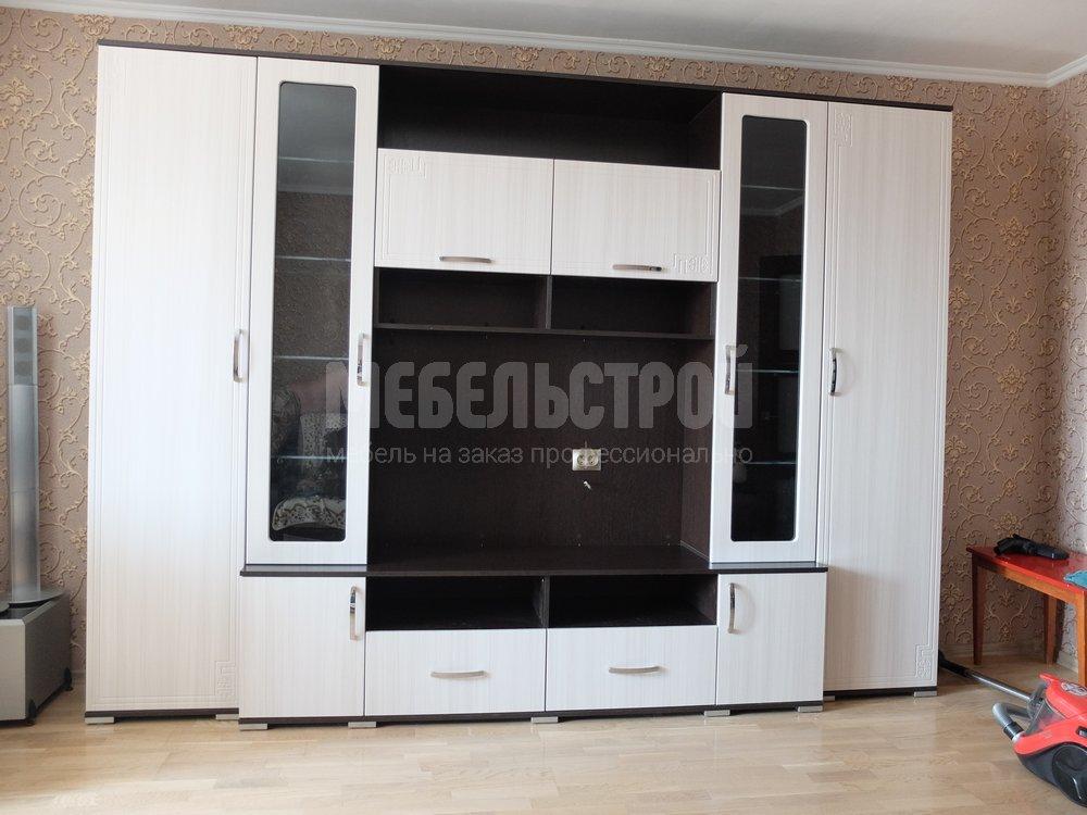 Гостиные на заказ в Севастополе. Мебельстрой