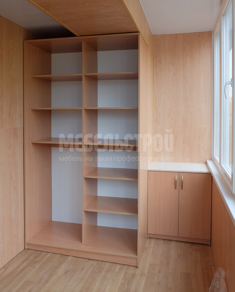 Шкафы-купе на заказ в Севастополе. Мебельстрой