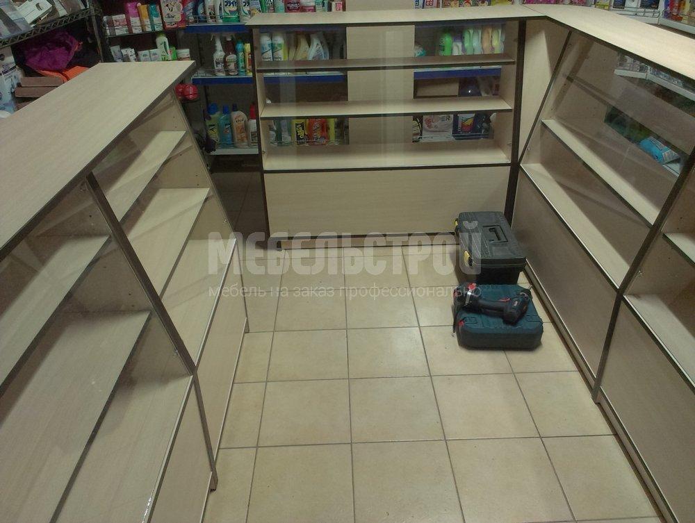 Мебель для магазинов на заказ в Севастополе. Мебельстрой