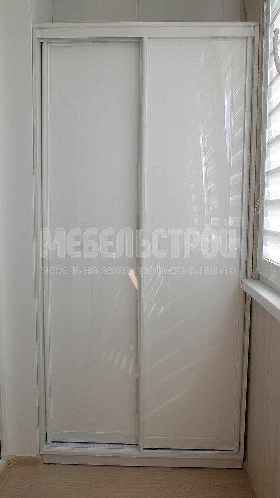 Шкафы на балкон на заказ в Севастополе. Мебельстрой